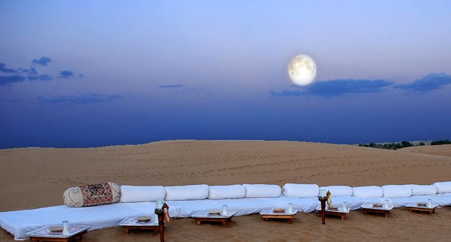 Incredible Desert Safari Camp,Jaisalmer