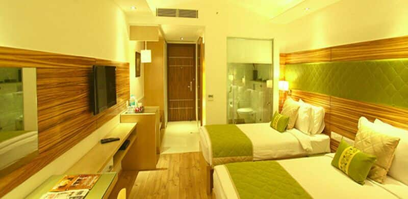 Rosewood Apartment Hotels, Sector 14,