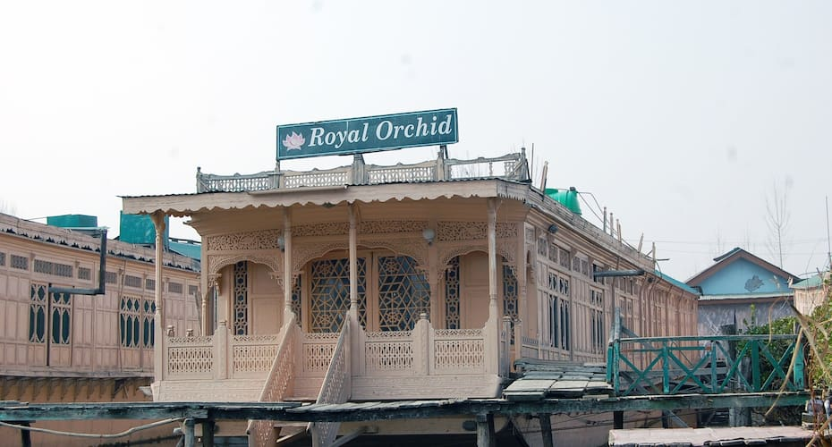 Royal Orchid House Boat, Boulevard road,