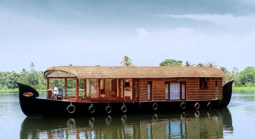 Pulickattil House Boats, Finishing Point,
