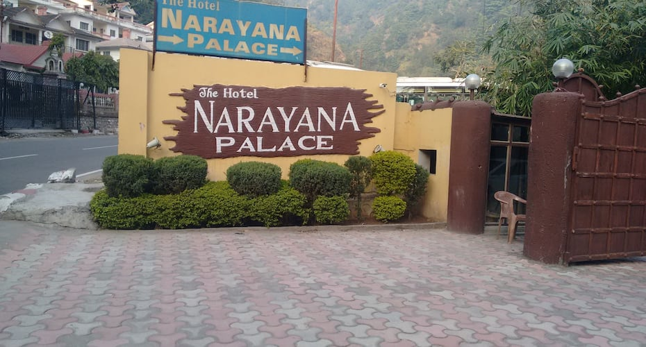The Narayana Palace Rishikesh, Tapovan,