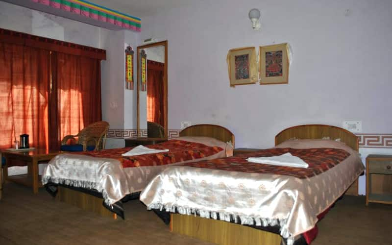Hotel Ibex Jispa, Mall Road,
