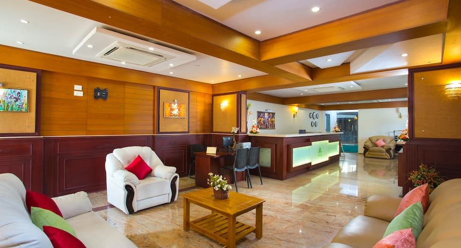 Atlas Airport Hotel Apartments, Nedumbassery,