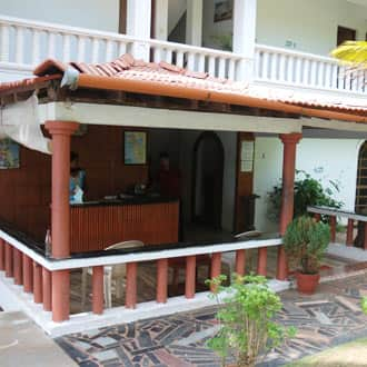 Cambay Beach Resort, Calangute,