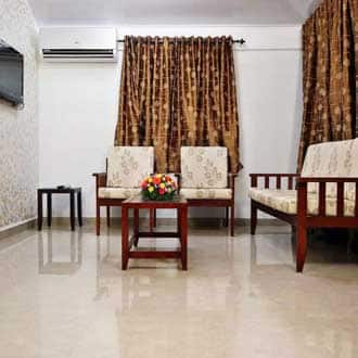 Waters Edge Apartment, Fort Kochi,
