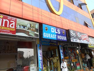 DLS Guest House, Arumbakkam,