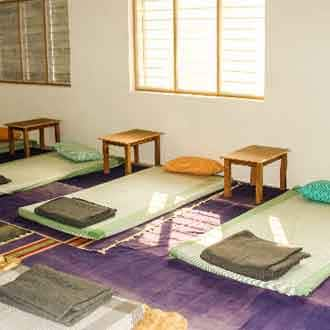 Cultural Industrial Center Dormitory, Gangavathi,