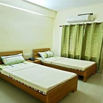 Nandanam Residency, Cannon Shed Road,