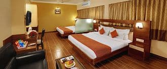 Daiwik Hotels Shirdi, Near Temple,