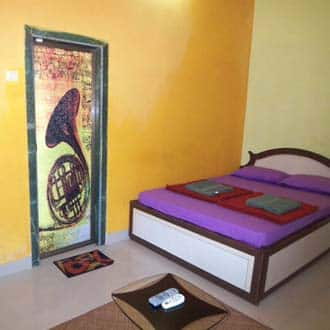 Downhill Village Guesthouse, Anjuna,