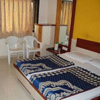 Hotel Sai Krupa, Near Temple,
