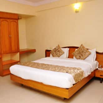 Hotel Mareena Regency, Station Road,