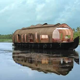 Southern Back Water House Boat, Ksrtc bus station,