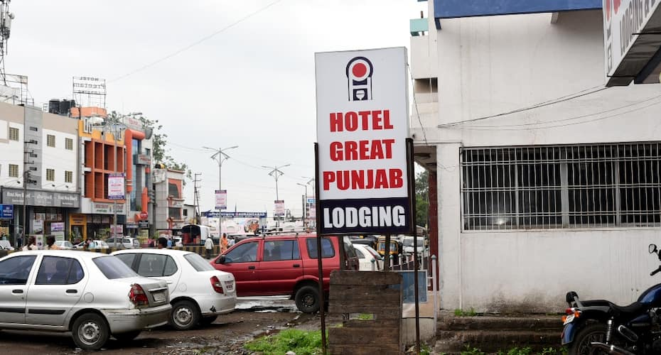 Hotel New Great Punjab, Near Railway Station,