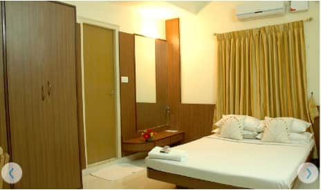 Chairmans Resort, Hebbal,
