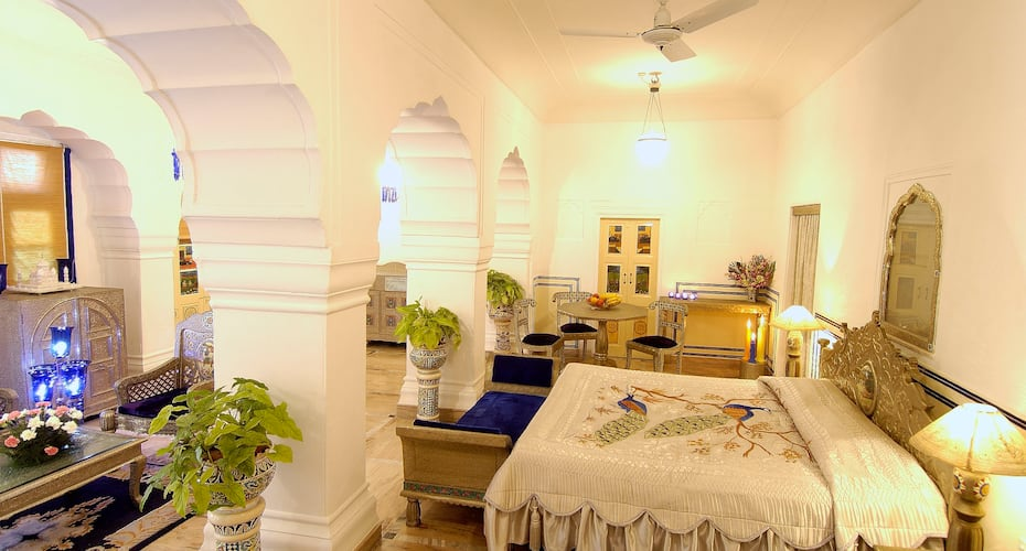 The Raj Palace (Small Luxury Hotels of the World), Amer Road,