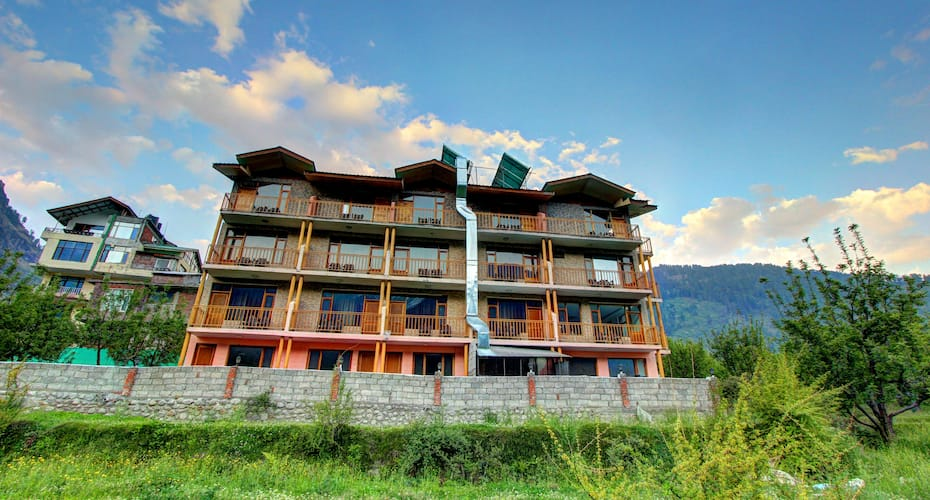 Hotel Mountain Face By Snow City Hotels, Prini,