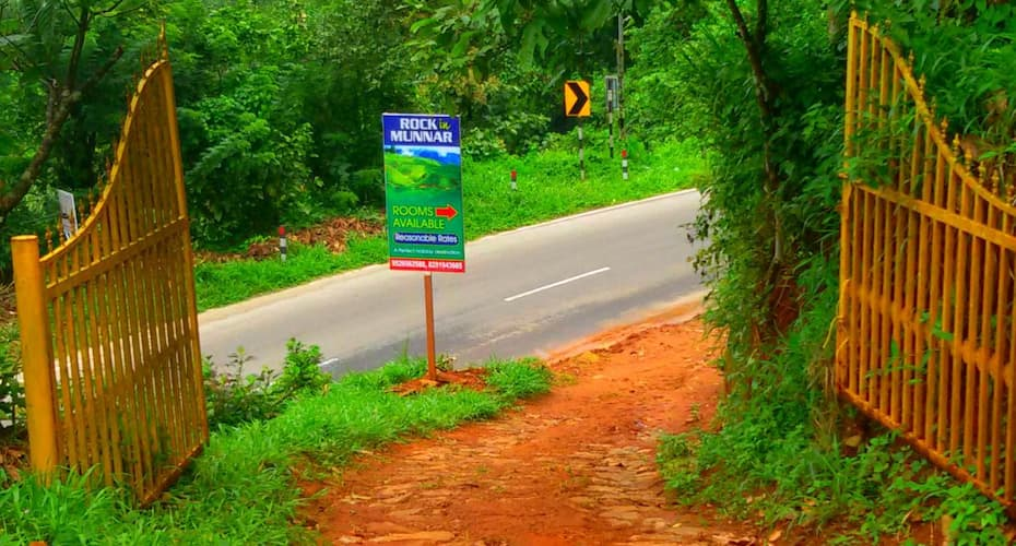 Rock Inn Munnar, Chithirapuram,