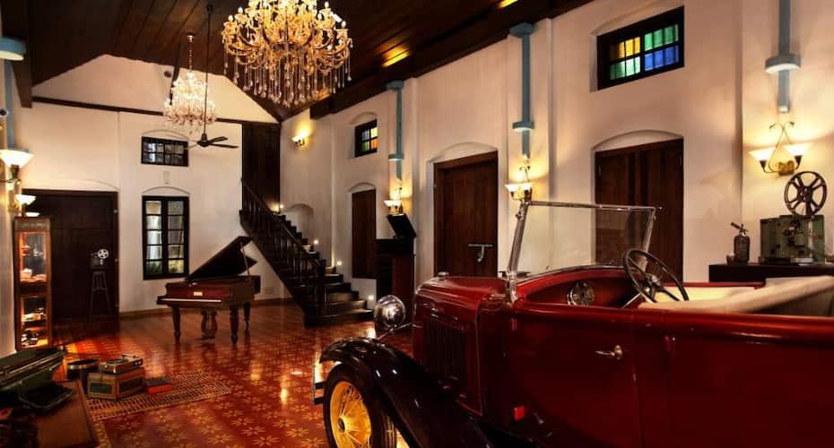 Waterfront Granary A Museum Hotel, Mattancherry,