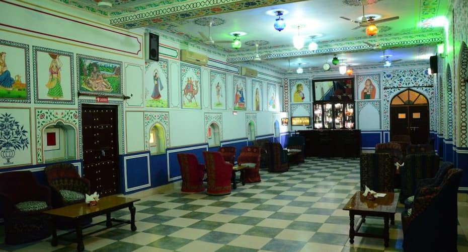 Hotel Burja Haveli, Rajgarh Road,