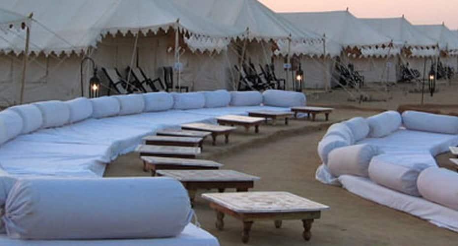 Moonlight Oasis Camp (Sand Dunes), Hanuman Circle,