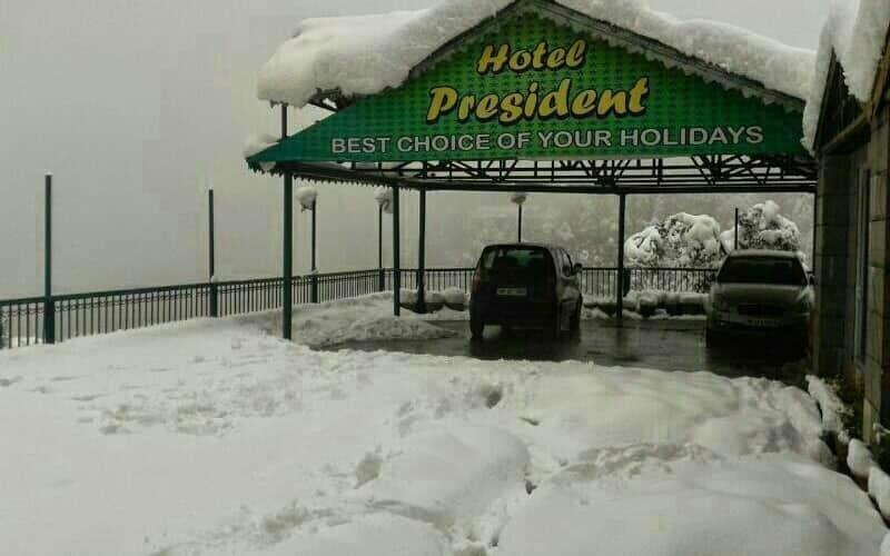 Hotel President, Gandhi Chowk,