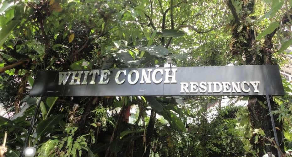 Hotel White Conch Residency (A Pure Veg Hotel), Church Road,