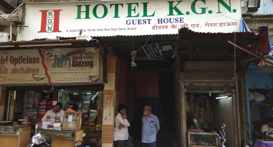 Hotel KGN, Grant Road,