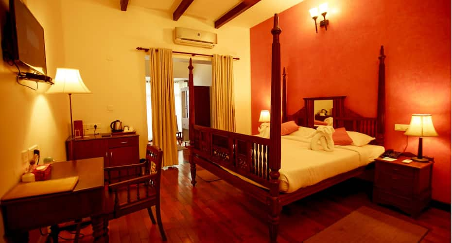 Amritara The Poovath Heritage, Fort Kochi,
