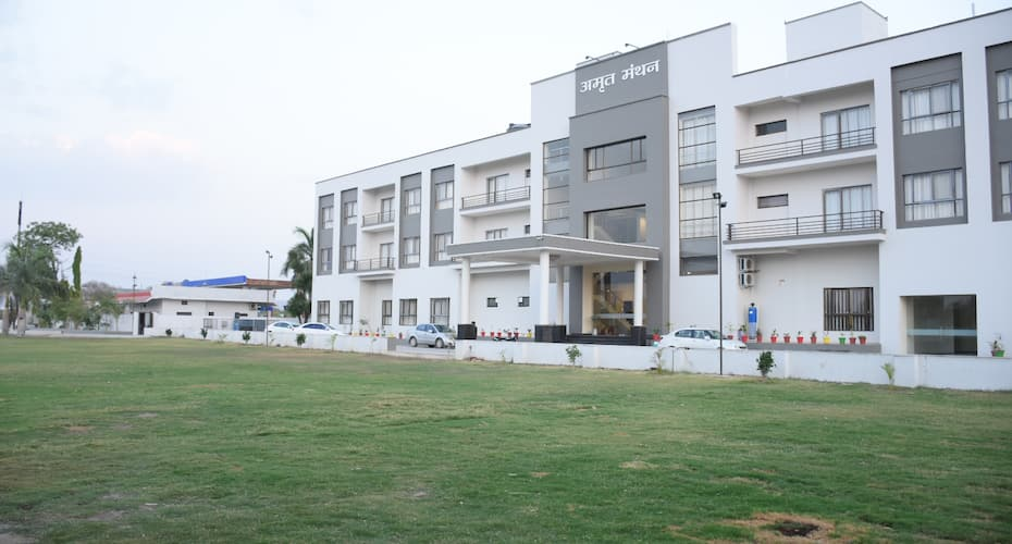 Hotel Amrit Manthan, --None--,