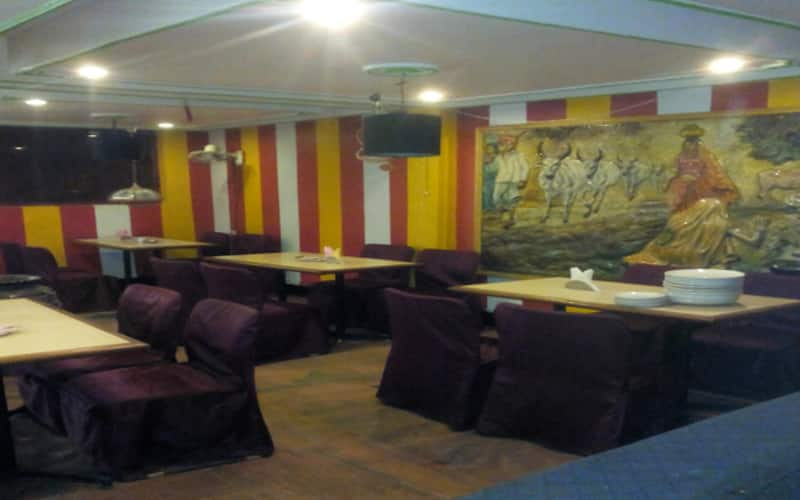Sheela's Hotel and Restaurant, V I P Road,