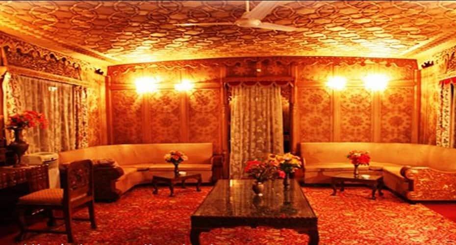 ADB Rooms Kashmir Group of Houseboats, Nageen Club,