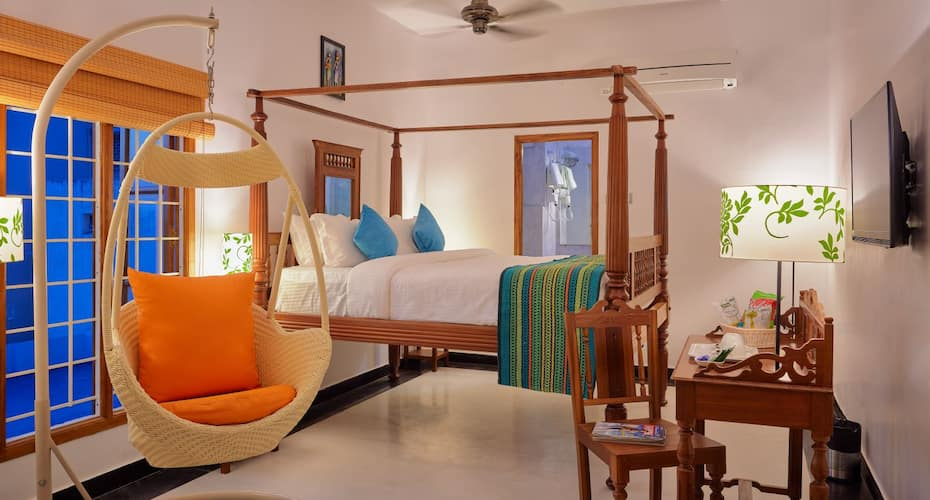 Hotel Villa Krish, French colony,