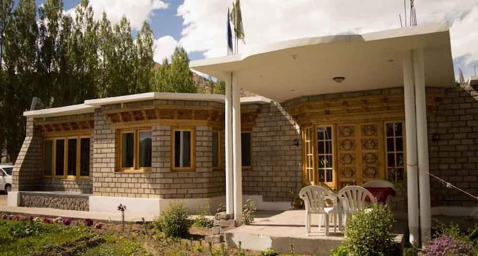 Adus The Eternal, Upper Turkcha Road,