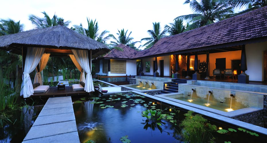 Niraamaya Retreats Surya Samudra, Beach Road,
