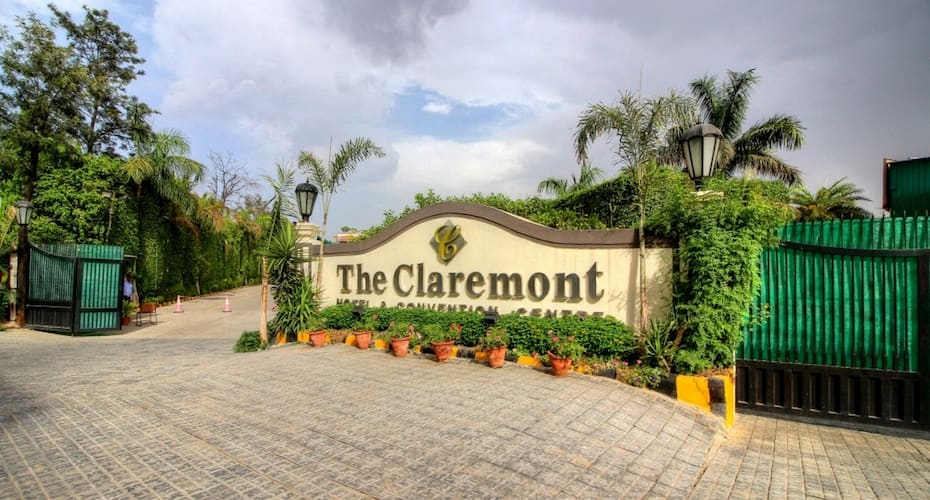 The Claremont Hotel & Convention Centre, Chattarpur,