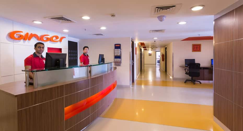 Ginger Hotel, Tharamani,