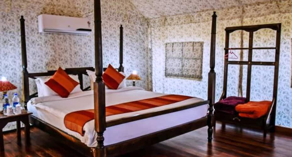 Sultan Bagh Jungle Camp Ranthambore - A 1589 Resort, Near Ranthambore National Park,