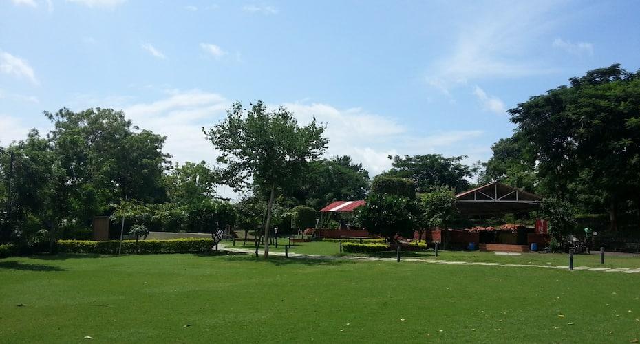Hiranya Resort,Aurangabad
