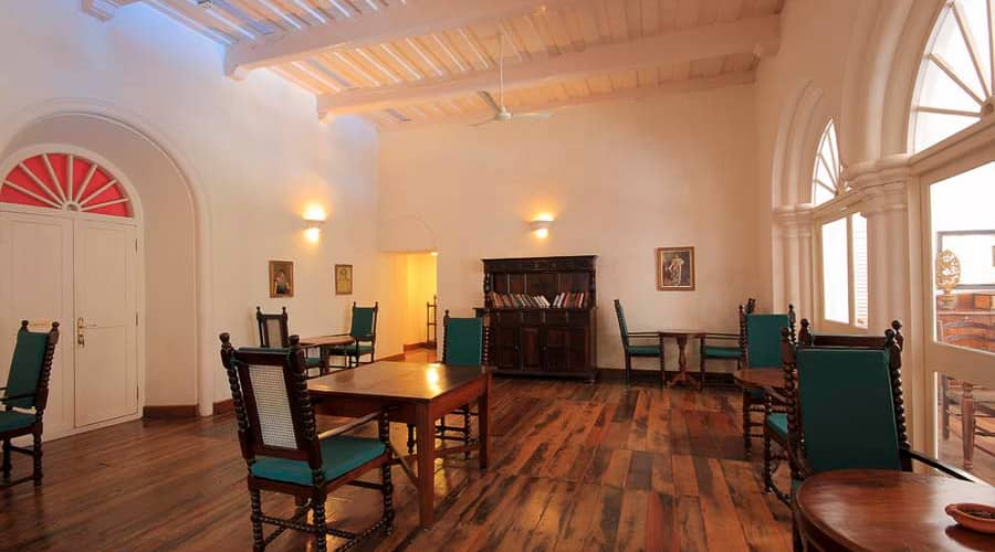 Neemrana The Tower House, Fort Kochi,Church Road,