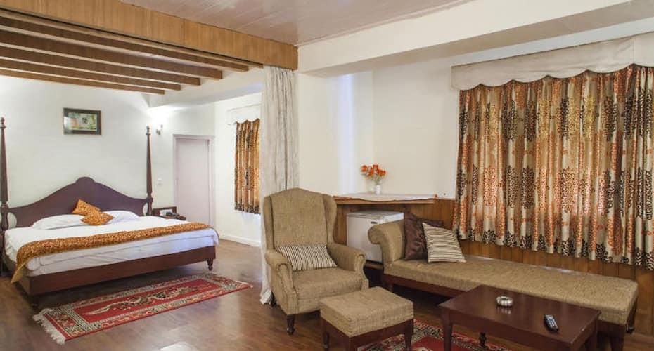 Alps Resort, Khajjiar Road,