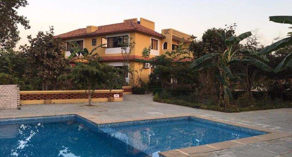 Courtyard House, Mukki Gate Road,