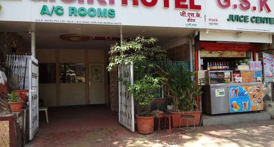 Hotel G.S.K, Kurla,
