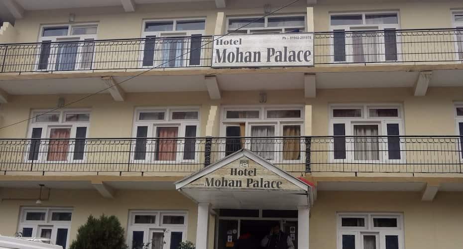 Mohan palace, Aleo,