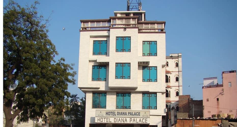 Hotel Diana Palace, Ajmer Road,