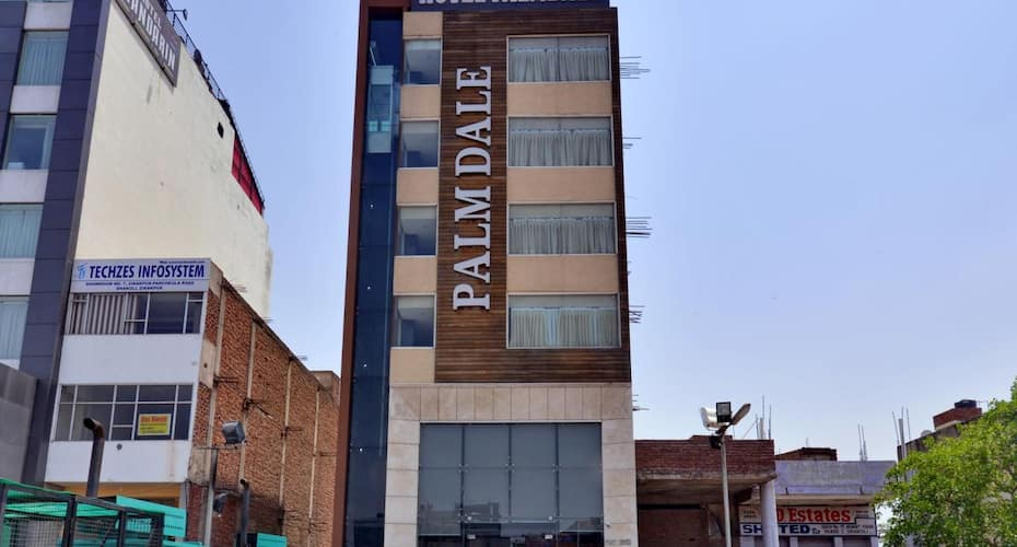 Hotel The Palmdale