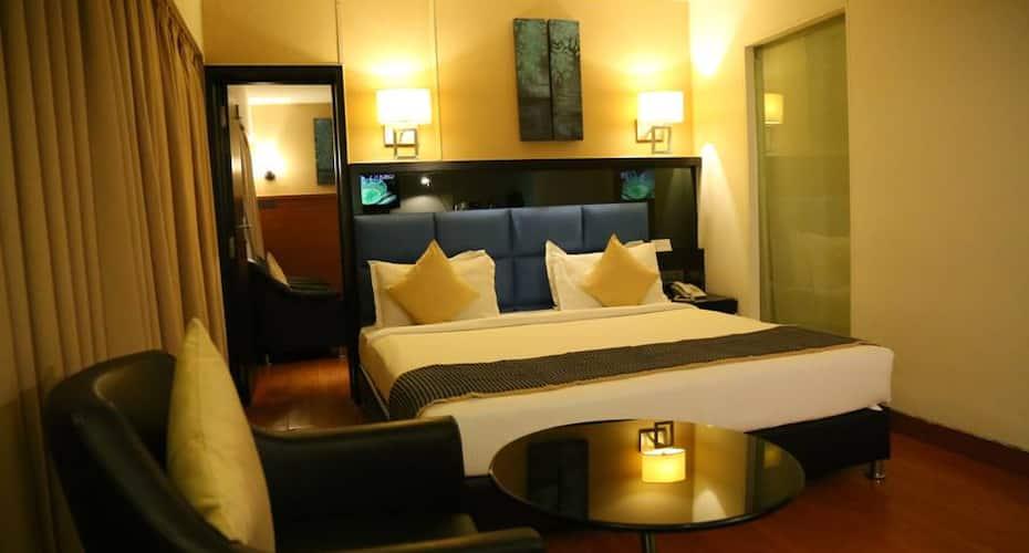 Quality Inn Bez Krishnaa, Dwaraka Nagar,
