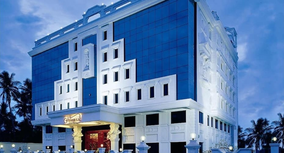 Annamalai International Hotel