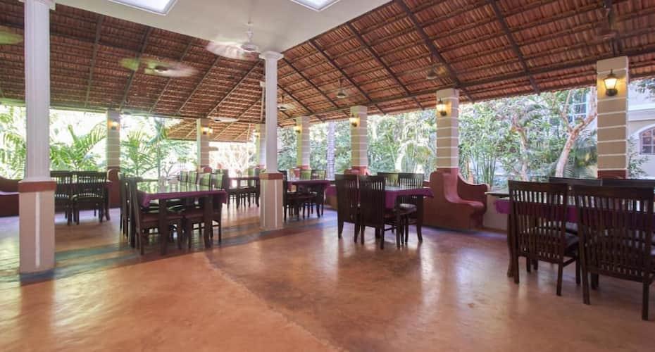 Joia Do Mar Resort, Calangute,