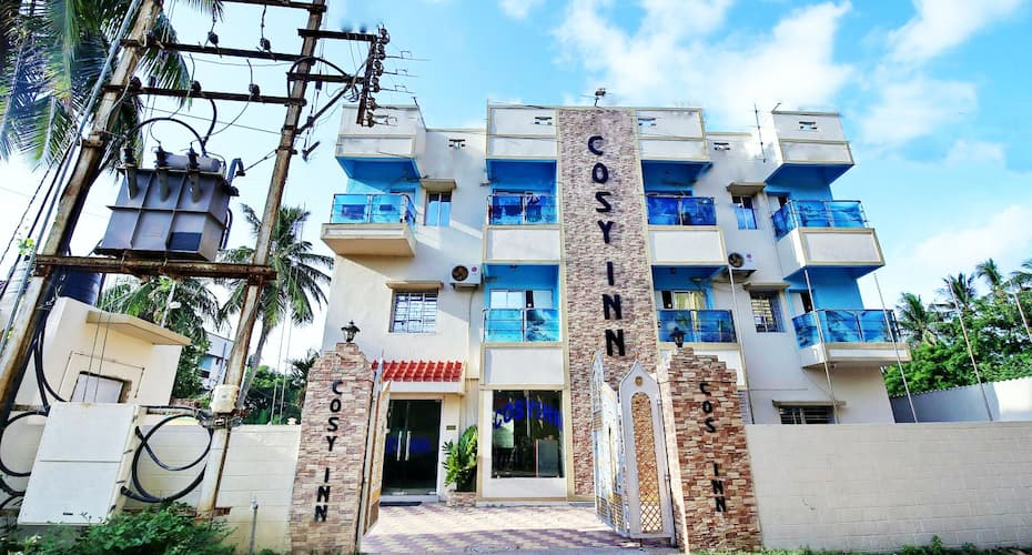 Hotel Cosy Inn Digha Hotel Booking Reviews Room Photos